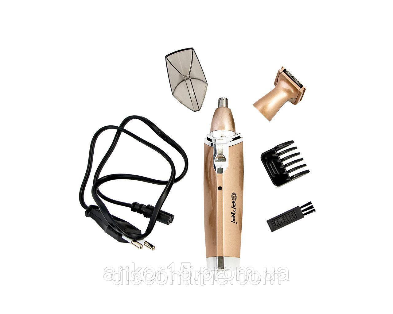 Триммер Gemei GM-3110 для носа и ушей
