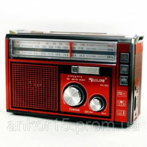 Радіоприймач Golon RX-381