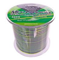 Флюорокарбоновая леска Megastrong 0,30 (300)