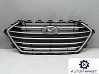 Решетка радиатора Hyundai Elantra 2016- (AD)