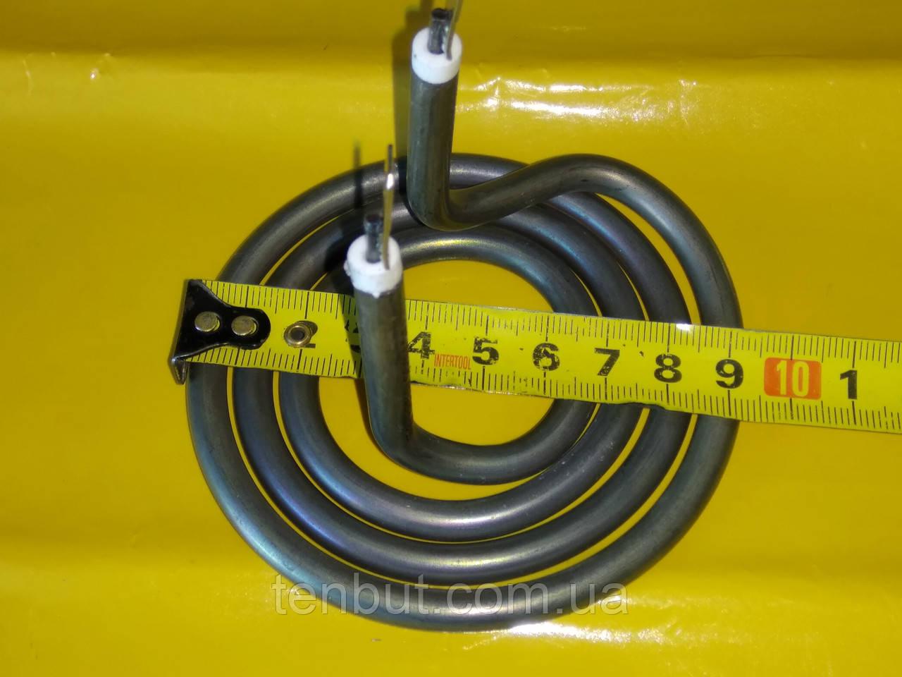 Тэн МИНИ для туристических электроплит 220 В / 600 Вт. / Ø 95 мм. производитель Турция