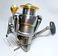 Ryobi Excia МХ. Японская спиннинговая катушка,модель 3000
