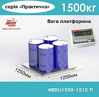 Весы платформенные складские 4BDU1500-1012-П