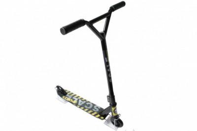 Самокат трюковой Scale Sports Extrem Abec-11 Черный