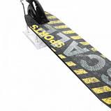 Самокат трюковой Scale Sports Extrem Abec-11 Черный, фото 4