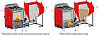 Котел для твердого топлива 550 кВт РЕТРА-4М, промышленный котел на всех видах твердого топлива, фото 7