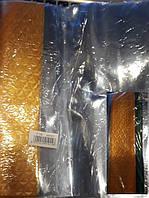 Обкладинки для книг A5 210х350 і зошитів, кольоровий край уп20