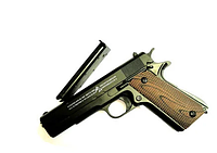 Детский пистолет Кольт 911 с предохранителем
