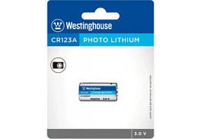 Батарейка Westinghouse Lithium 3V CR123A