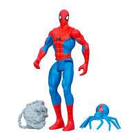 Фигурка Человек-Паук Борьба с преступностью с аксессуарами. Оригинал Hasbro