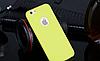 Силиконовый салатовый для Iphone 6 6S