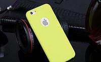Силиконовый салатовый для Iphone 6 6S, фото 1