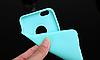 Силиконовый бирюзовый чехол для Iphone 6 6S