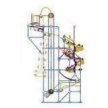 Электромеханический конструктор LoZ Amusement Park Game Machine 902 Детали, фото 3