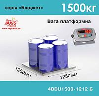 Весы платформенные складские 4BDU1500-1212-Б