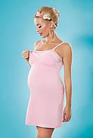Стильная сорочка PINK CANDY TOP для кормящих мам