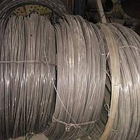 Проволока 6мм стальная термически необработанная