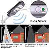 Уличный светодиодный LED светильник  2VPP 60W на солнечных батареях, фото 5