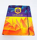 Папка-короб на резинке, А4, 25 мм, полноцветная, PP-покрытие, фото 6