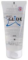 Гель Just Glide Anal улучшает скольжение во время секса  Нейтральный оригинал Германия 200мл.