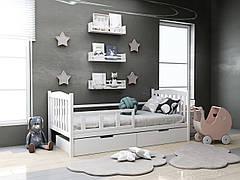 Дитяче дерев'яне ліжко Доббі ТМ MegaOpt