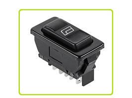 Кнопка склопідіймача ASW-02D 12V 20A PRK0014
