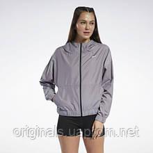 Спортивная куртка-ветровка для спорта Reebok FU2285 2020/2 женская