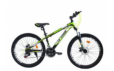 """Подростковый велосипед Crossride Hiland ST 24"""""""
