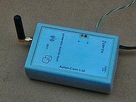 Модем СОМ-900-PSG, аналог программируемого контроллера MCL 5.10 для счетчиков GAMA