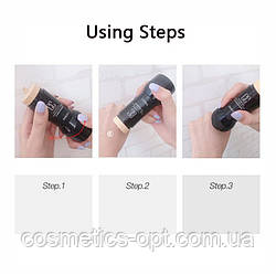 Воздушный сс-консилер со спонжем IMAGES Mushroom Concealer CC Stick, 30 г