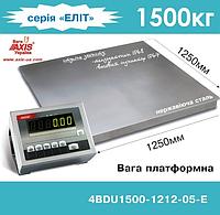 Весы платформенные складские 4BDU1500-1212-Е