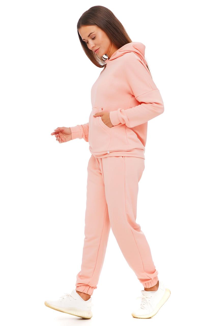 Модный спортивный костюм кофта и штаны
