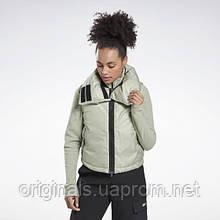 Жилет с высоким воротом Reebok Outerwear Synthetic Down Puffa FU1710 2020/2 женский