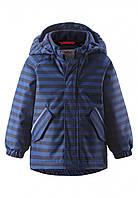 Зимние детские мембранные куртки Reimatec Antamois 2020 г. ,синяя, 98 р.