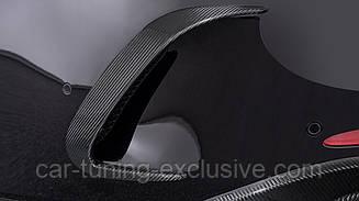 BRABUS rear fascia attachments for Mercedes AMG GT 63S Х290