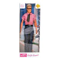"""Кукла """"Defa Kenin: офисный работник"""" (в красной тениске) 8336"""