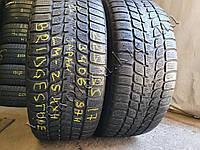 Зимние шины бу 225/55 R17 Bridgestone