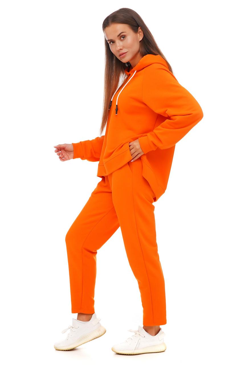 Молодежный  прогулочный костюм двунитка