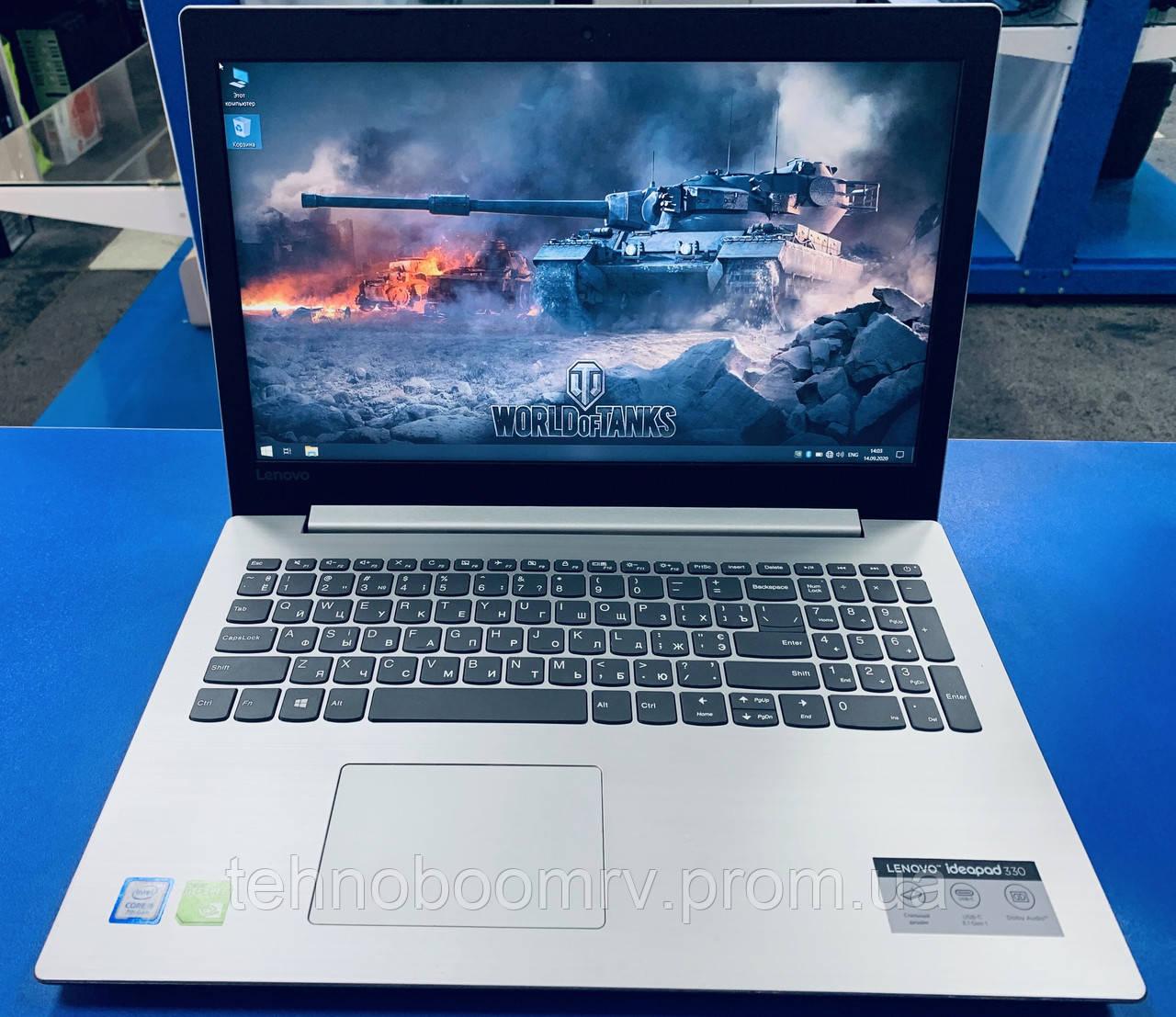 Игровой Lenovo/15.6 FHD/Intel i5-7200U 3.1GHz/DDR4 6GB/Карта MX130 2GBНет в наличии
