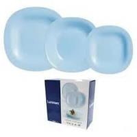 Сервіз Luminarc Carine Light Blue з 18 предметів на 6 персон