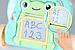 Детские интерактивные Ходунки толокар Baby Лягушонок (Mint), фото 5