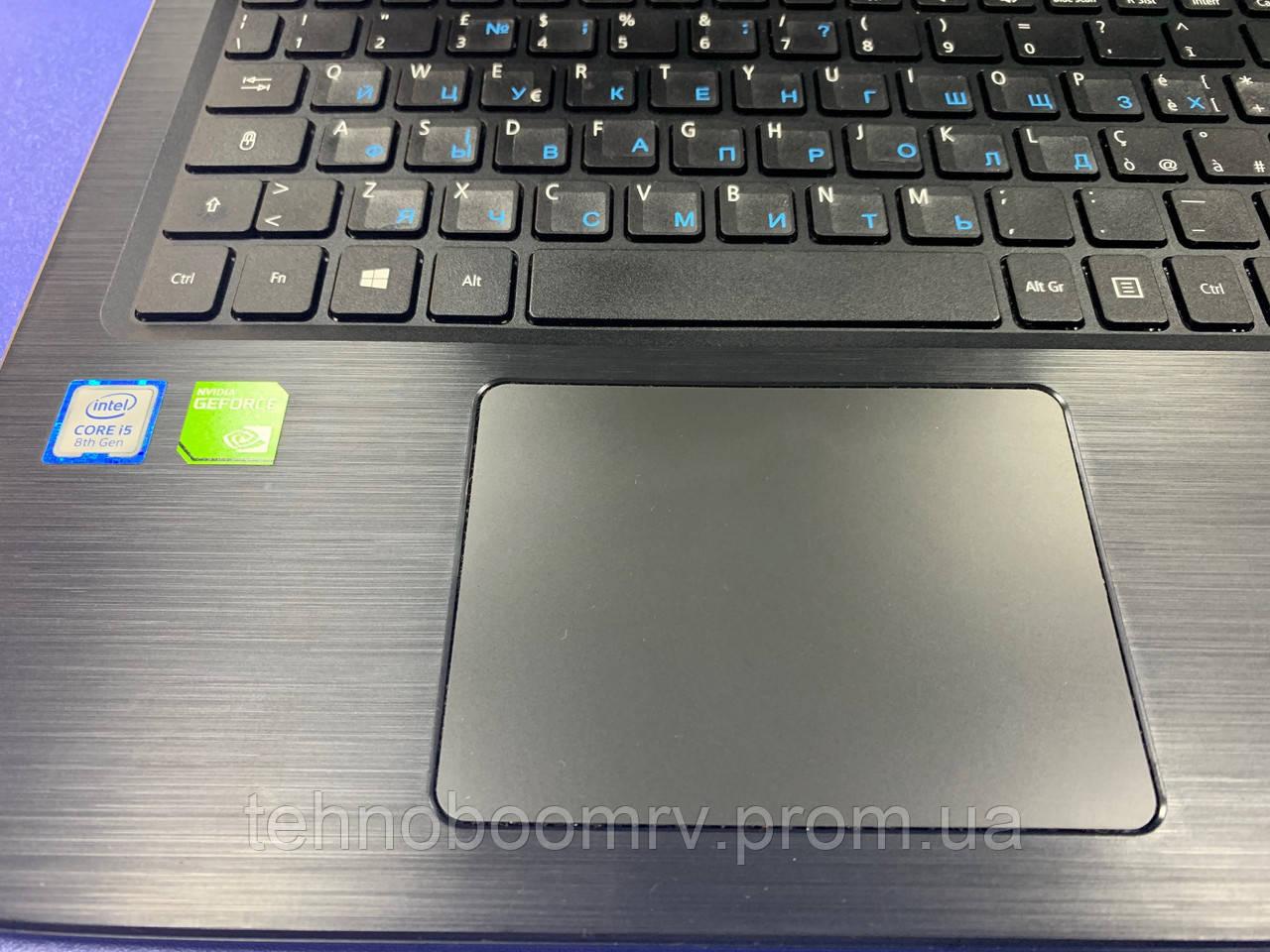 Игровой Acer/Intel i5-8250U 3.4GHz/DDR4 8GB/SSD 512GB/MX130 2GBНет в наличии 2