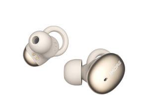 Беспроводные наушники 1More Stylish True Wireless In-Ear Headphones (E1026BT) Gold Витрина, фото 3