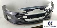 Бампер передний Hyundai Elantra 2019-