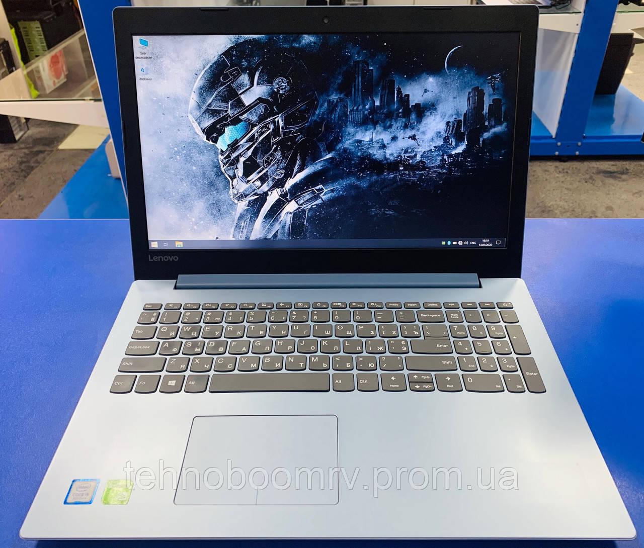 Игровой Lenovo/15.6 FHD/Intel i5-8250U 3.4GHz/DDR4 8GB/Карта MX150 2GBНет в наличии
