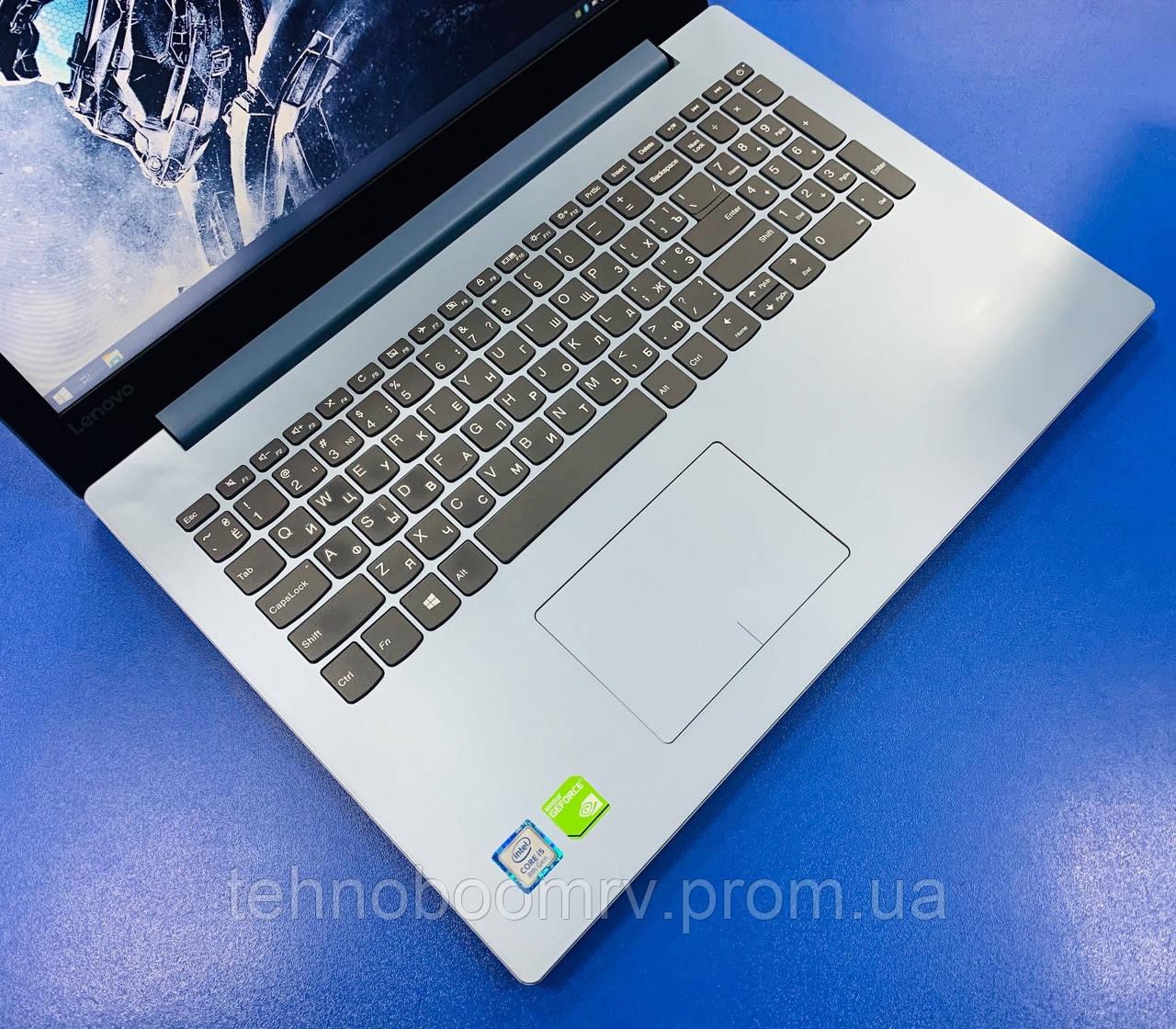 Игровой Lenovo/15.6 FHD/Intel i5-8250U 3.4GHz/DDR4 8GB/Карта MX150 2GBНет в наличии 2
