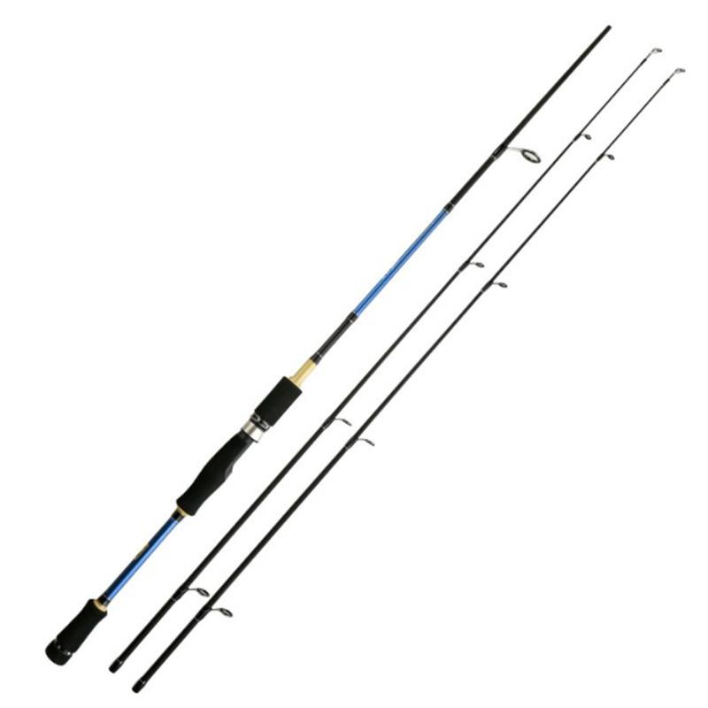 Спиннинг YMERBOR Fishing Of Catch 5-309 2.1м 5-35г Section: M/ML Безынерционная