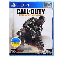 Игра Call of Duty: Advanced Warfare (PS4, Русская версия)