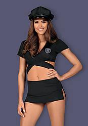 Игровой костюм полицейской Obsessive
