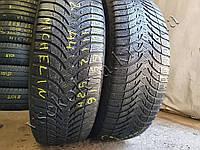 Зимние шины бу 215/65 R16 Michelin